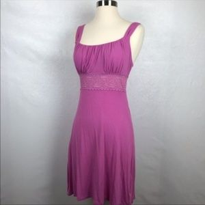 Cynthia Rowley Empire Waisted Pink Dress
